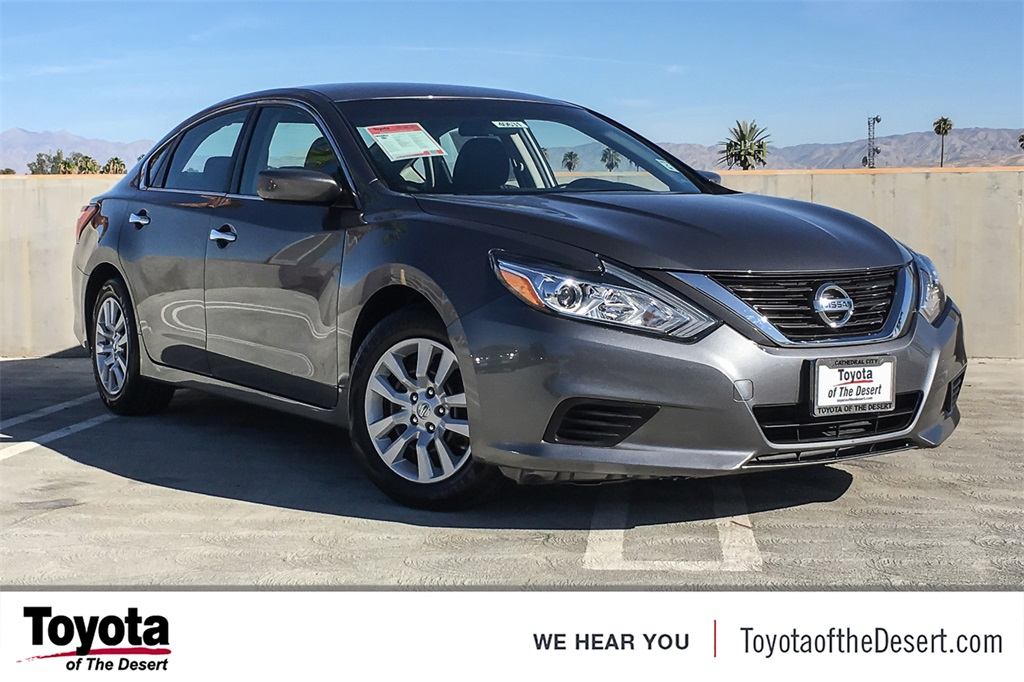 Perfect Pre Owned 2017 Nissan Altima 2.5 S