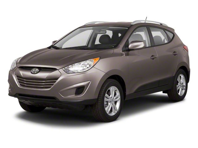 Pre-Owned 2011 Hyundai Tucson Limited PZEV