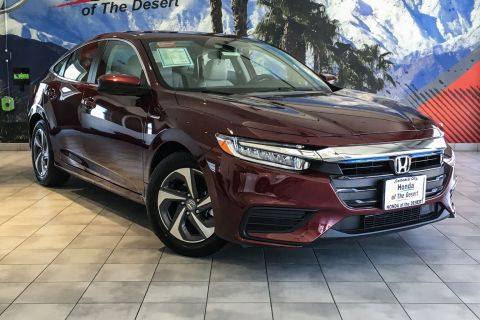 Certified Pre-Owned 2019 Honda Insight EX