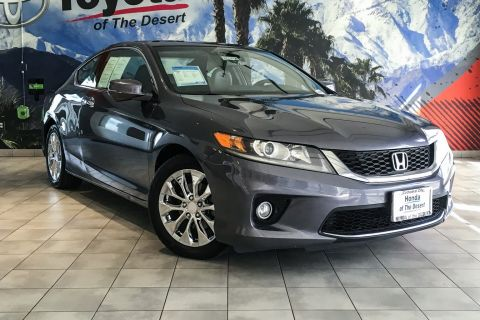 Pre Owned 2017 Honda Accord Coupe Ex L
